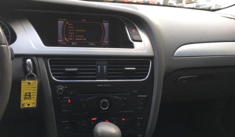 2012 Audi A4 2.0T Premium Sedan 4D full