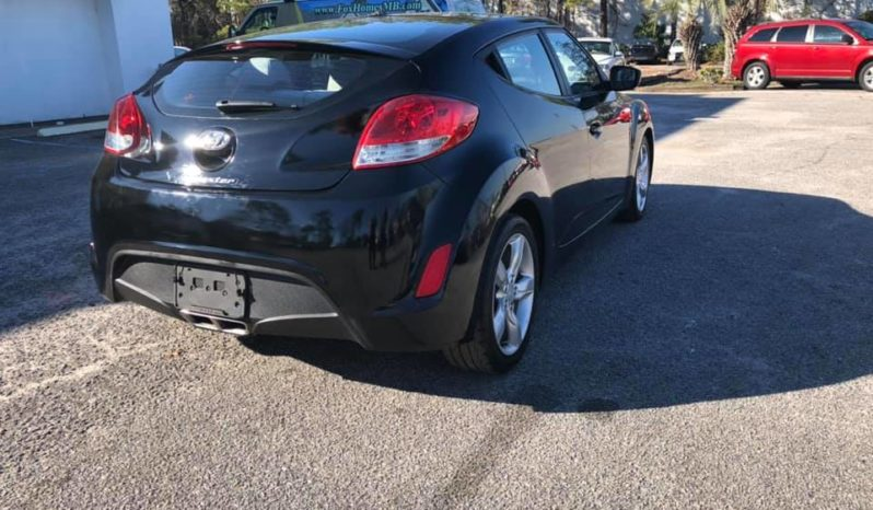 2012 Hyundai Veloster Coupe 3D full