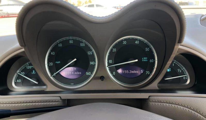 2007 Mercedes-Benz S-Class SL500 full