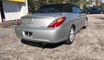 2006 Toyota Solara SLE Convertible 2D full