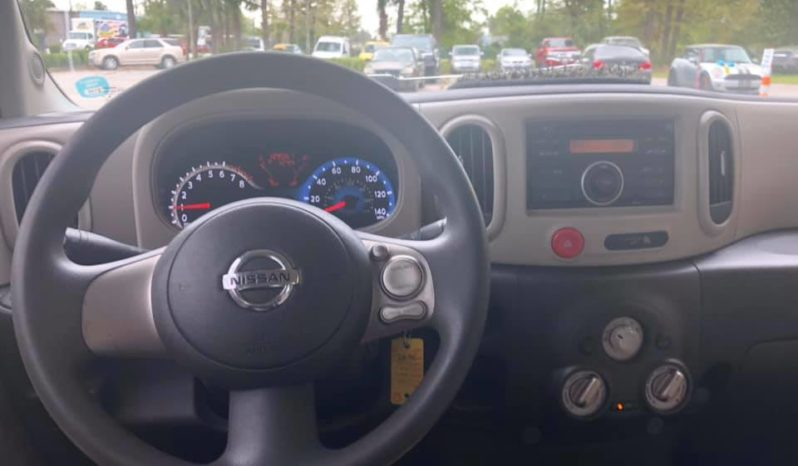 2009 Nissan Cube S Wagon 4D full